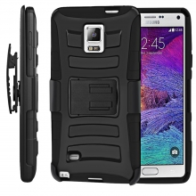 VAKOO GALAXY NOTE 4 Shockproof Drop Proof Heavy Duty Protective Case Cover