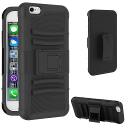 VAKOO iPhone 6 Plus Case Ultimate Heavy Duty Protection Shockproof Drop proof Holster